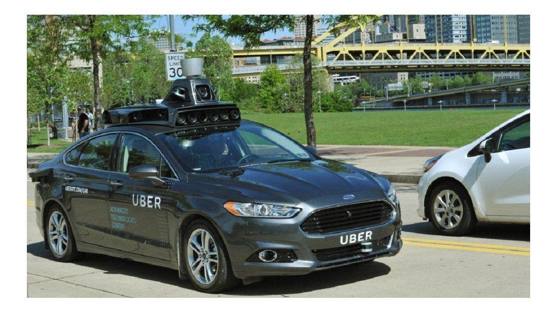 Conocé a los coches autónomos de Uber
