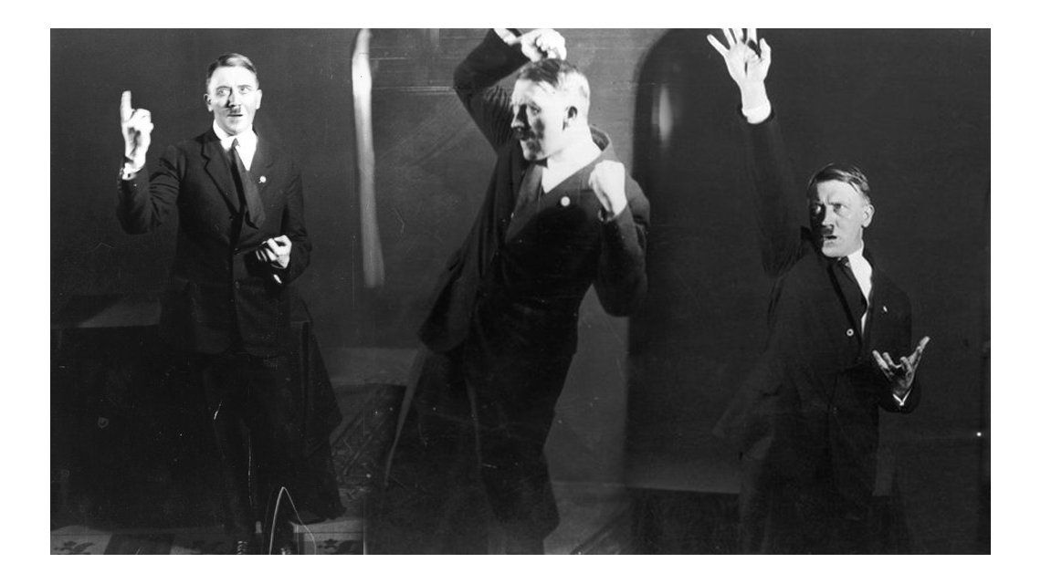 Salen a la luz fotos prohibidas de Hitler 90 años después