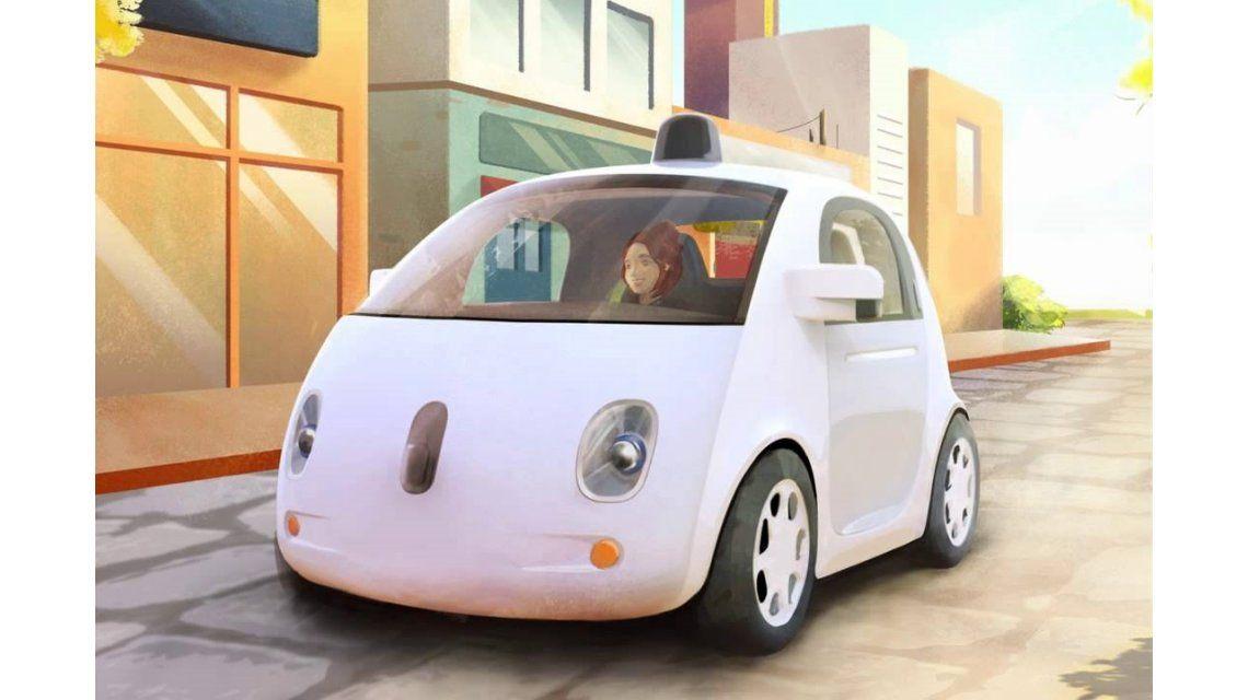 Google patenta adhesivo para que peatones atropellados se peguen al coche