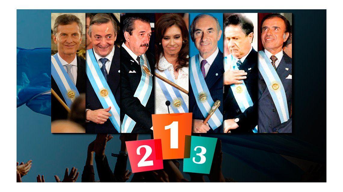 De Alfonsín a Macri: ¿cómo y cuánto usaron los vetos los presidentes?