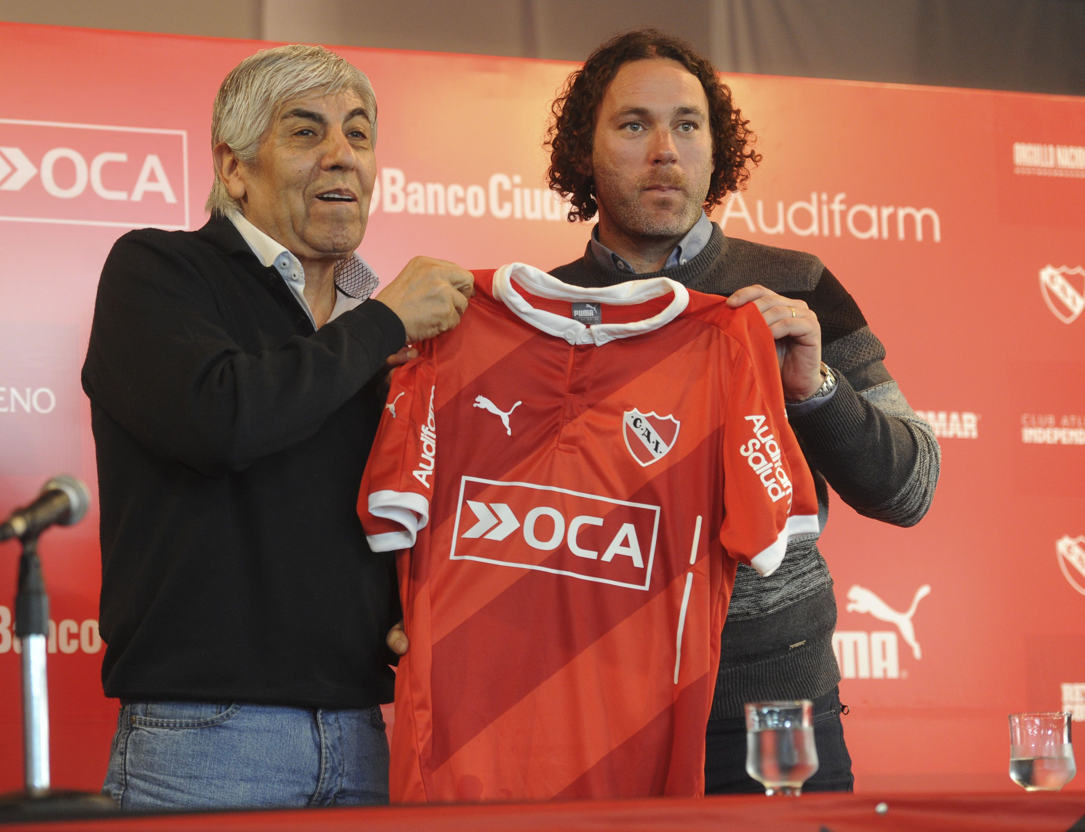 Gaby Milito a su hermano Diego: Ojalá que algún día nos encontremos en una cancha como DTs