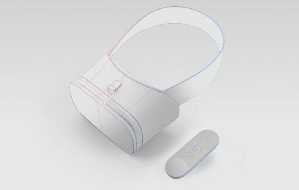 Google lanzó Daydream, una plataforma de realidad virtual
