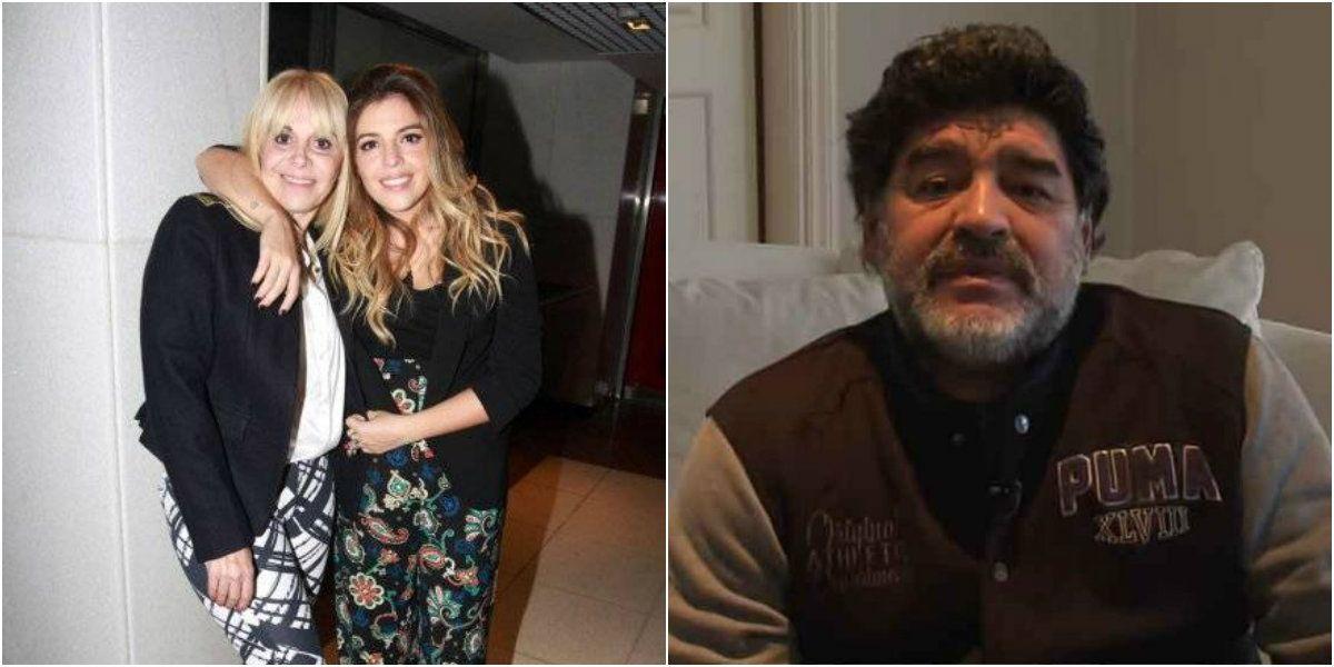 La Justicia confirmó el sobreseimiento de Claudia Villafañe por la causa de los objetos