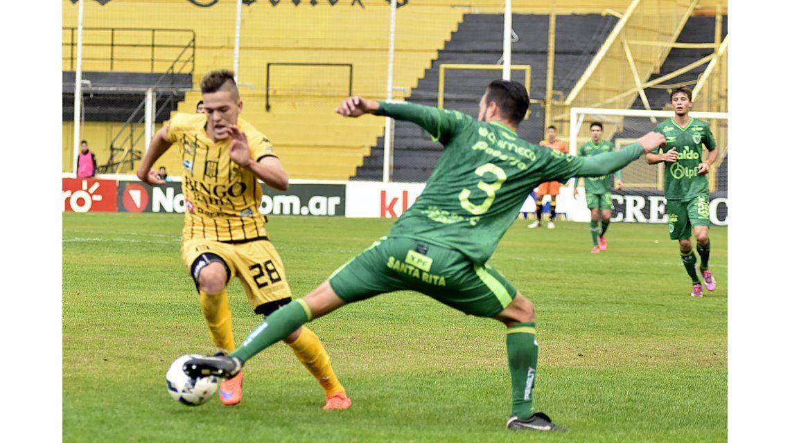 Caruso lo hizo de nuevo: Sarmiento se queda en Primera División