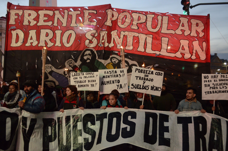 Por un acampe en la Plaza de Mayo, Macri cambió la agenda de los festejos del 25 de Mayo