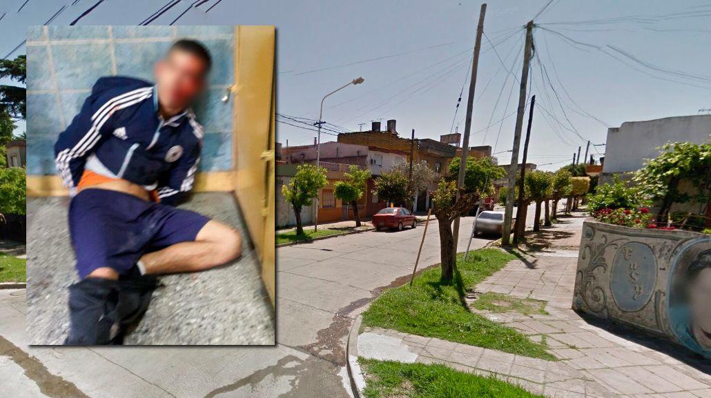 Éste es el presunto asesino del policía de Villa Madero