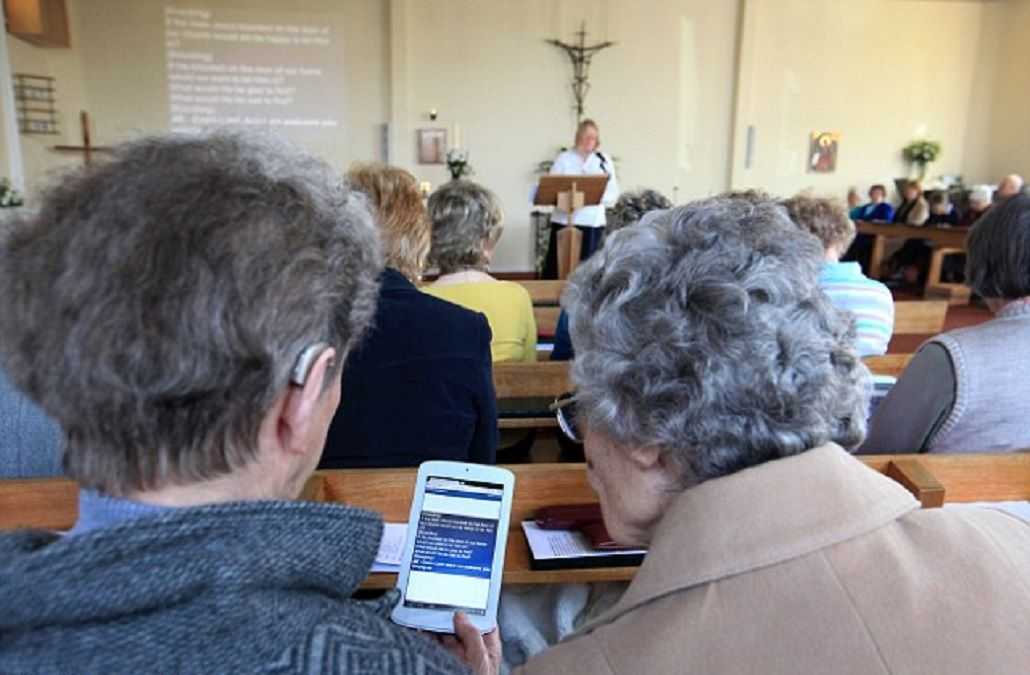 Godspot: WiFi gratis en las iglesias de Berlín