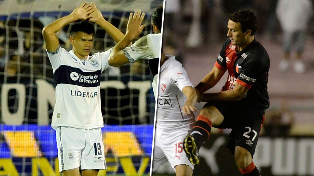 Final feliz: Gimnasia goleó a Colón en el cierre del torneo en La Plata