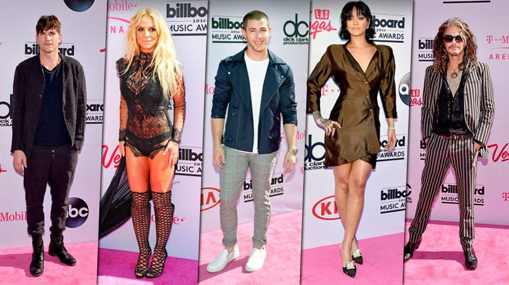 Mirá los looks de la alfombra roja de los Billboard Music Awards 2016