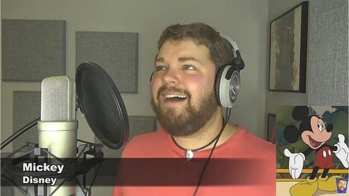 Así suena Hello de Adele interpretado por tus personajes favoritos de Disney