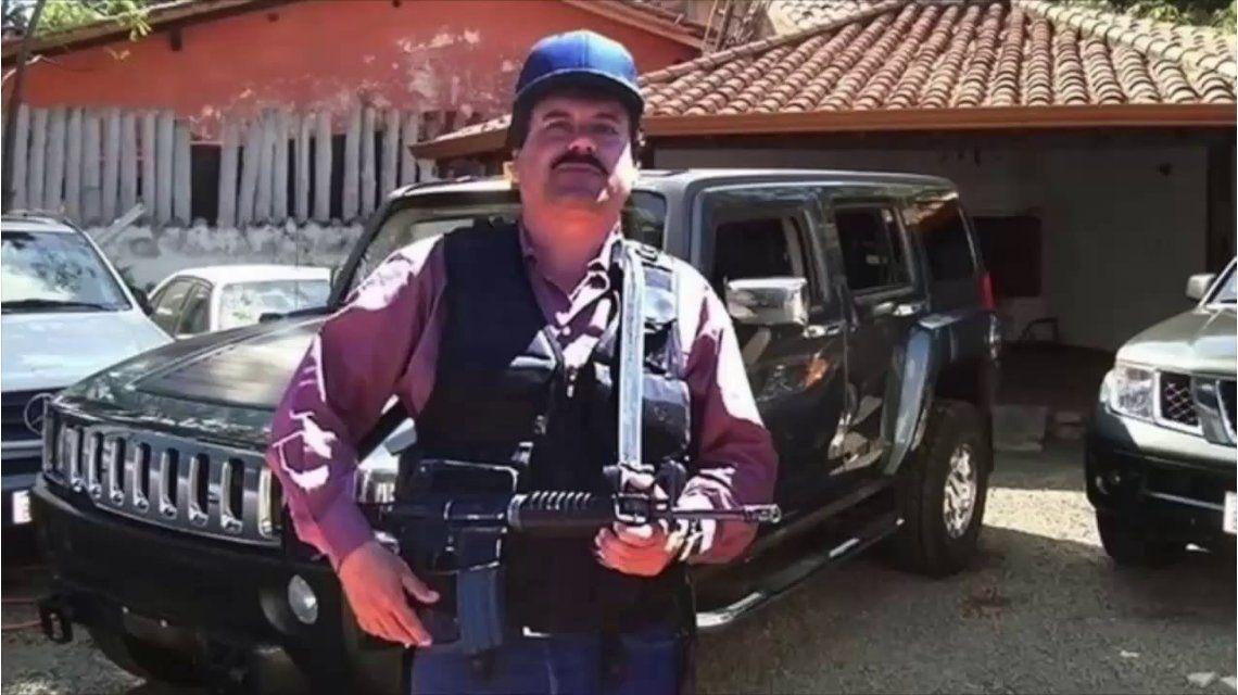 Netflix hará una serie basada en el Chapo Guzmán