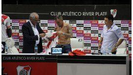 Amor fugaz: D´Alessandro se va de River y vuelve al Inter en diciembre
