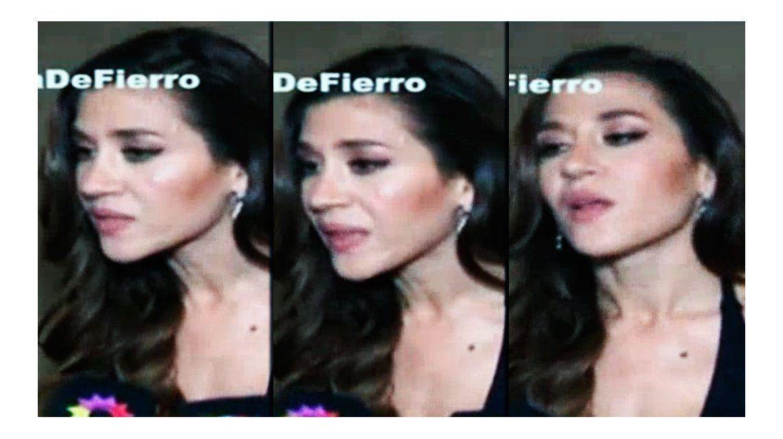 VIDEO: A Jimena Barón le preguntaron por Osvaldo y se sacó