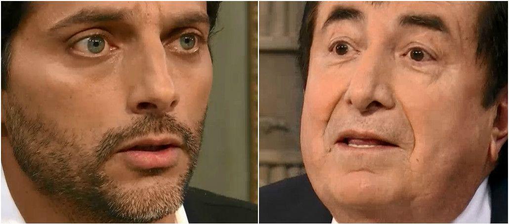 VIDEO: El cruce entre Joaquín Furriel y Durán Barba en el programa de Mirtha