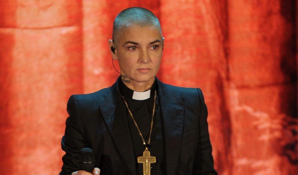 Desapareció Sinéad OConnor y le dejó un misterioso mensaje a su hijo