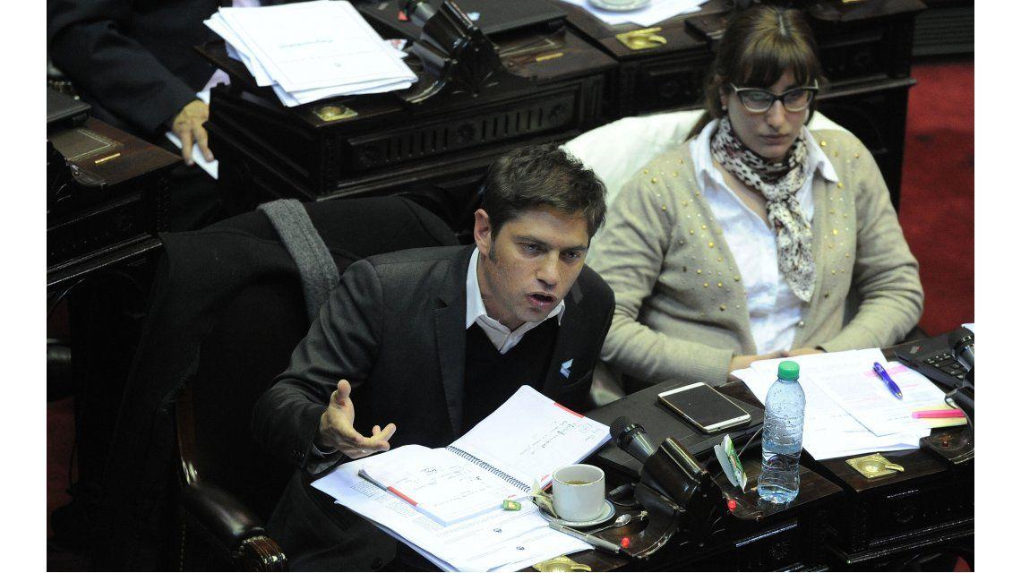 La maratónica sesión en Diputados por la Ley Antidespidos