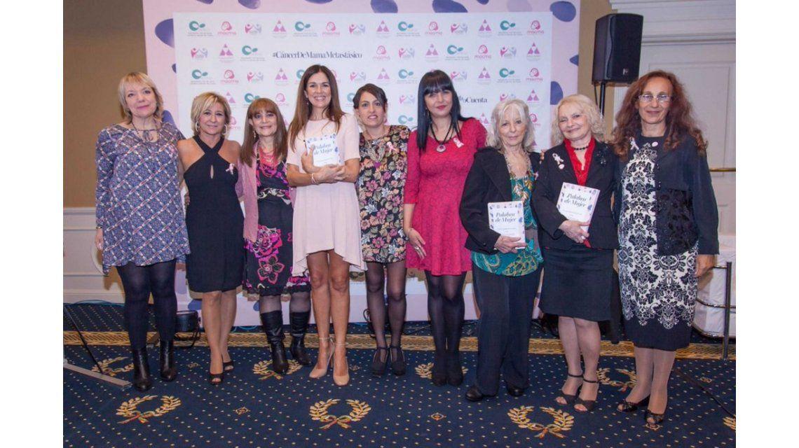 Palabra de Mujer, la campaña sobre el cáncer de mama que estará en los Martín Fierro