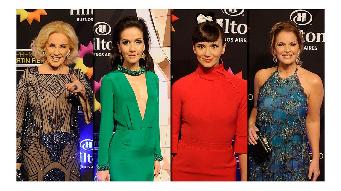 #MF2016 ¿Quién te pareció la mejor y peor vestida de la noche?