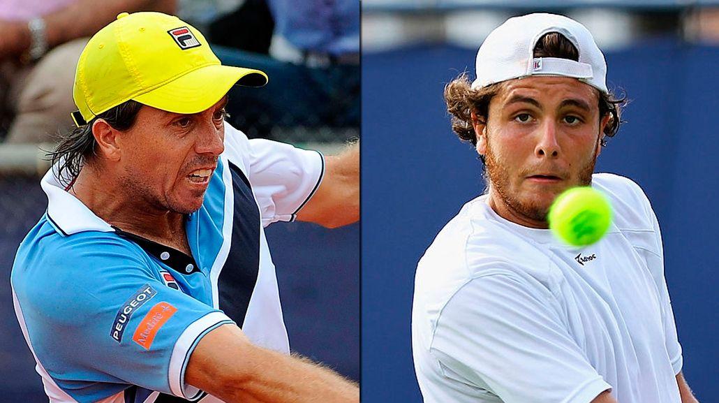 Berlocq y Trungelliti se metieron en  Roland Garros