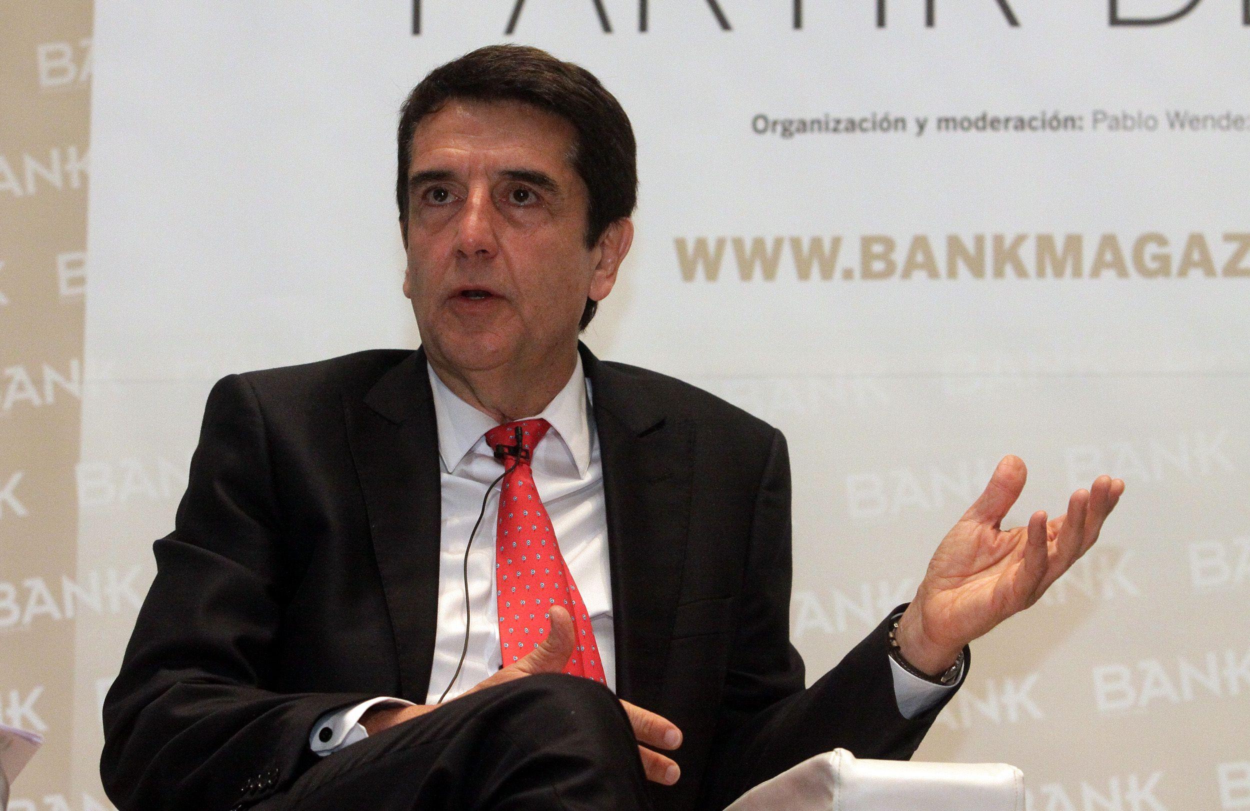 Carlos Melconian, ex presidente del Banco Nación<br>