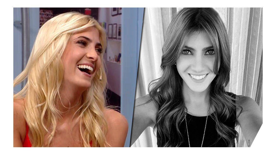 El cambio de look de Candela Ruggeri: Enamorada de este color de pelo