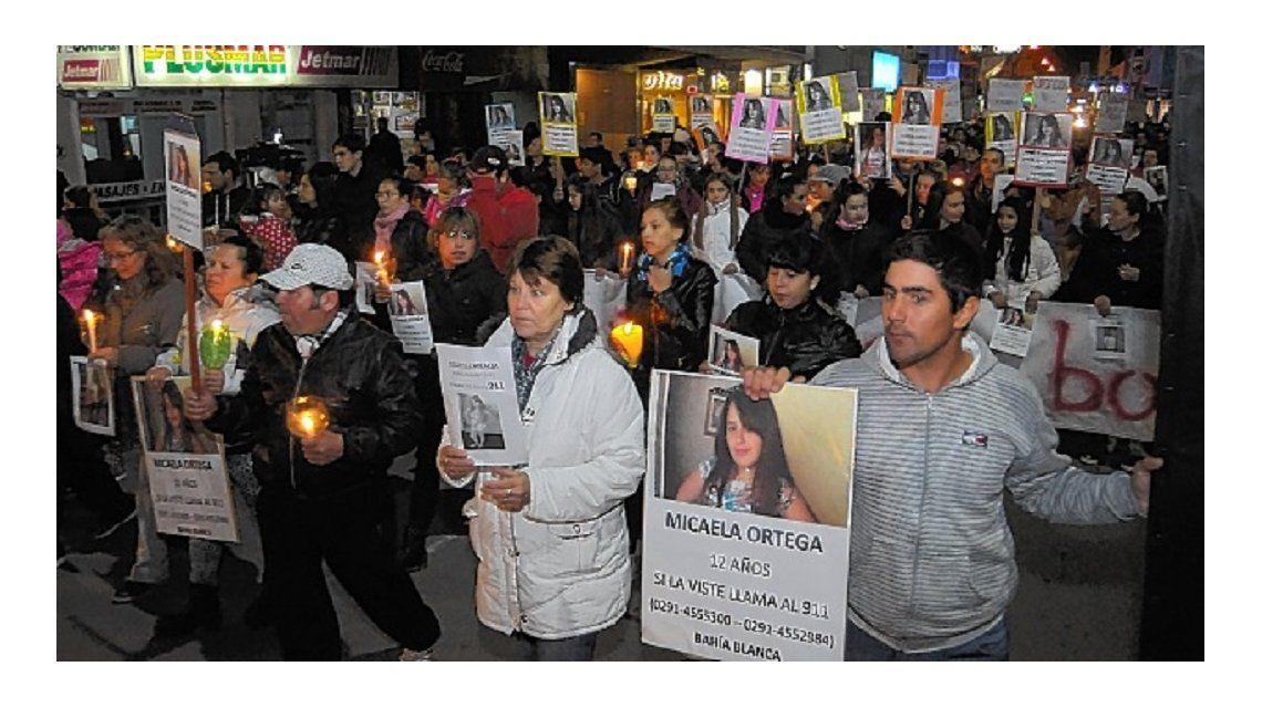 La queja de la mamá de Micaela: Bahía Blanca está minada de droga y trata