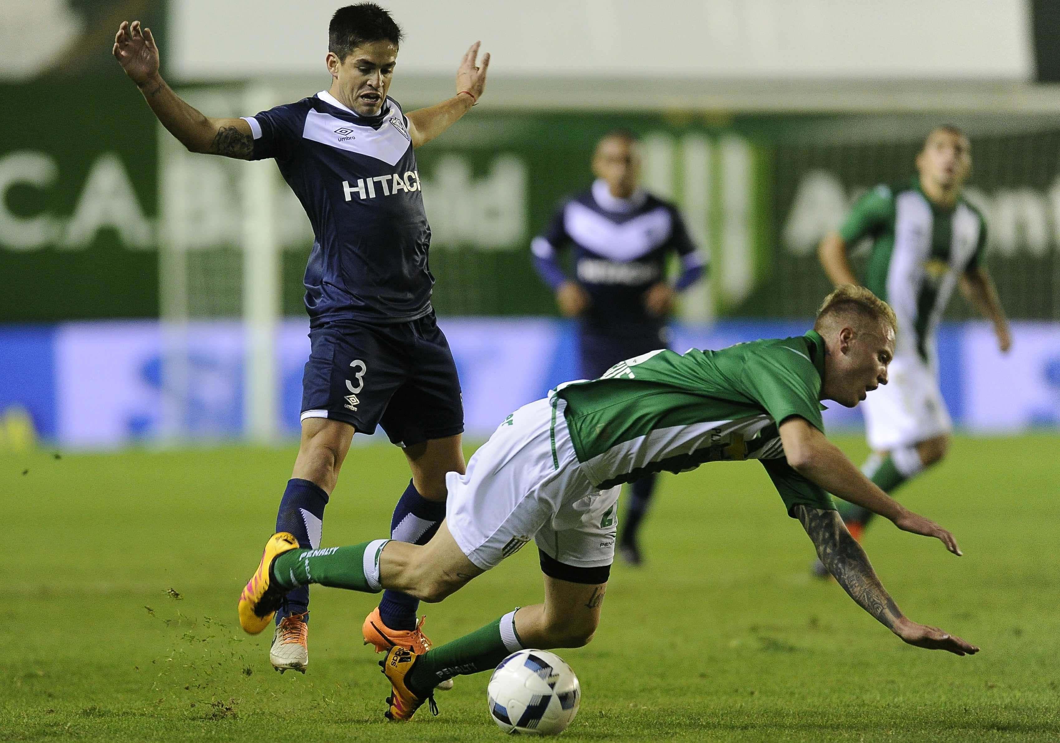 Las fotos del empate entre Banfield y Vélez en el Sur