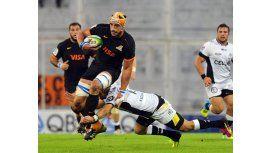Los Jaguares cayeron frente a los Sharks sudafricanos