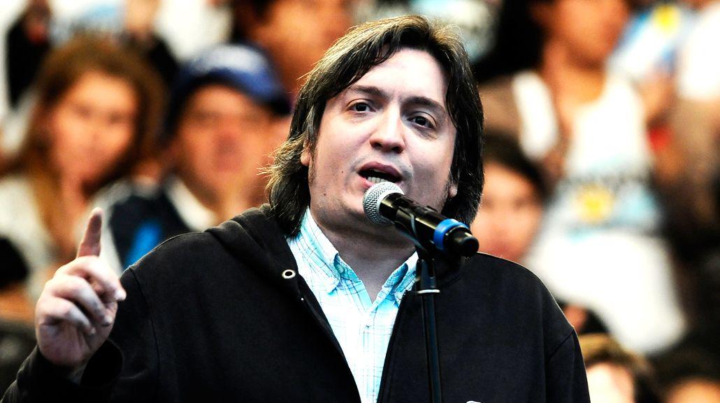 Máximo Kirchner acusó al gobierno nacional por los incidentes en Santa Cruz