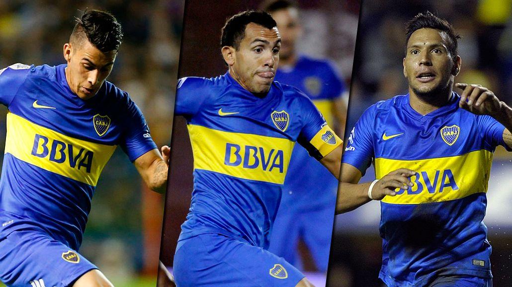 Con Chávez y sin Lodeiro, Boca ya tiene los 11 para enfrentar a Nacional