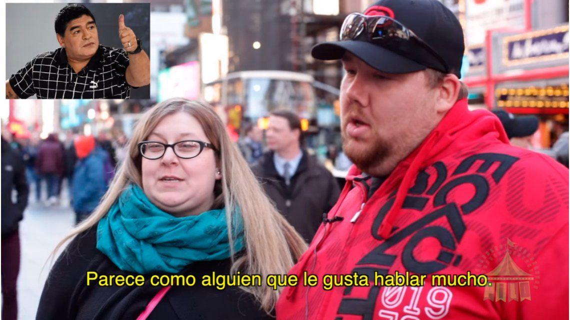 VIDEO: Estadounidenses intentan adivinar quiénes son estos famosos argentinos