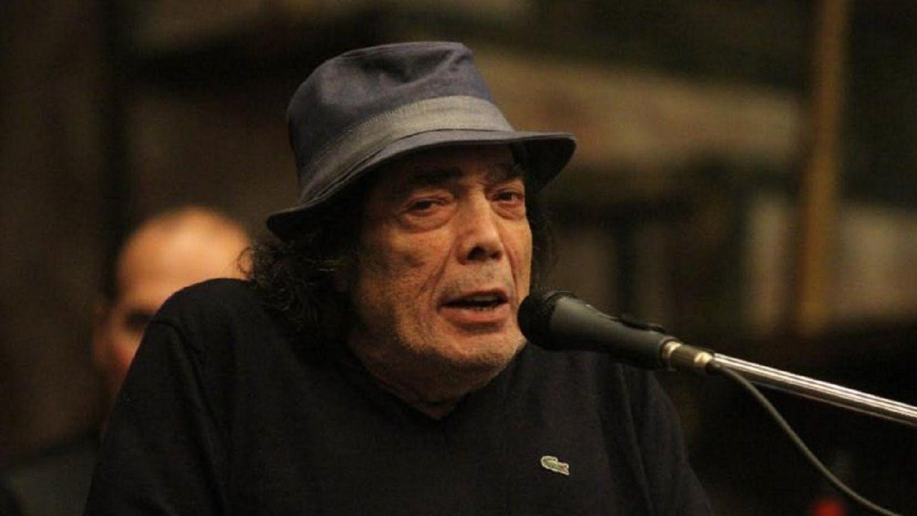 Qué dijo Cacho Castaña cuando compararon su salud con la de Maradona
