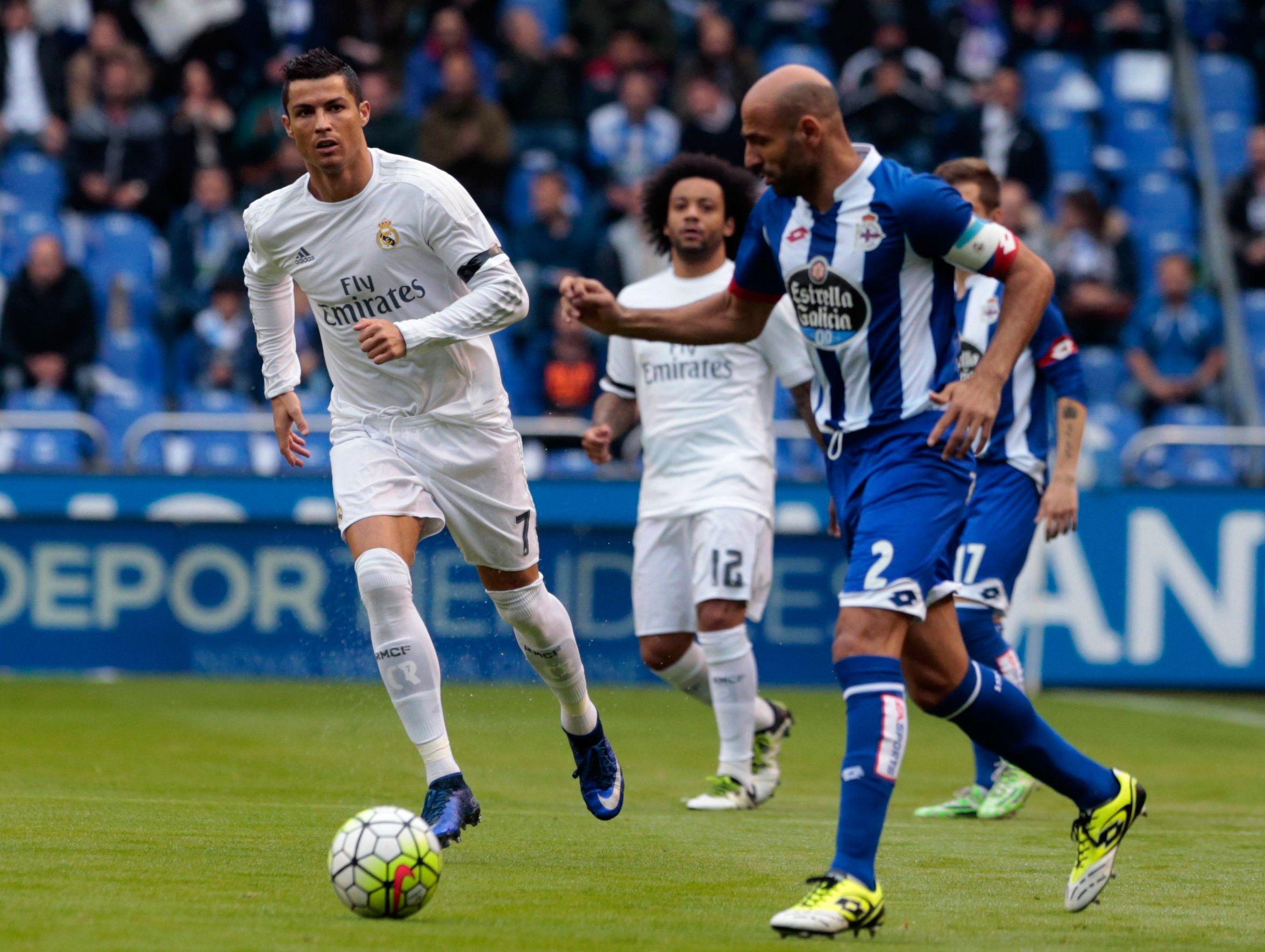 El Real Madrid hizo su parte pero no le alcanzó