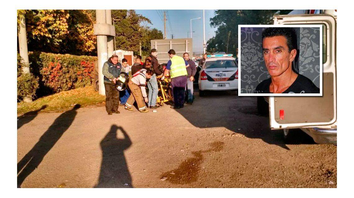 Tiroteo entre motoqueros dejó varios heridos: está grave Dani la Muerte