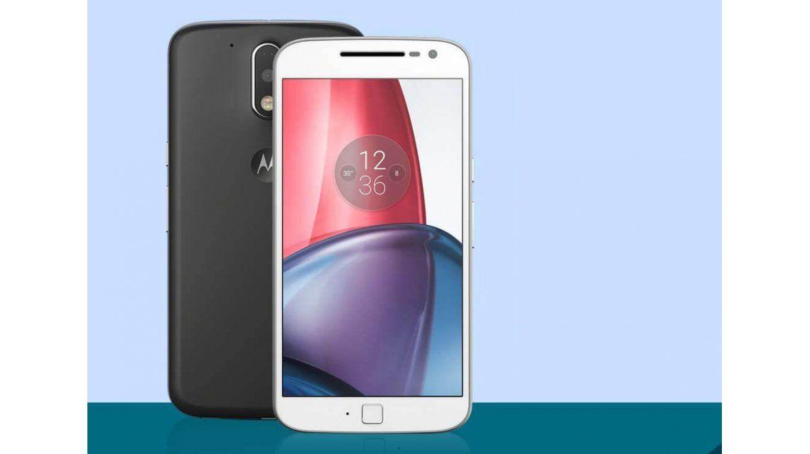 Motorola presentó los nuevos Moto G