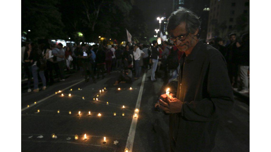 Las fotos de la crisis en Brasil a la espera de la decisión del Senado