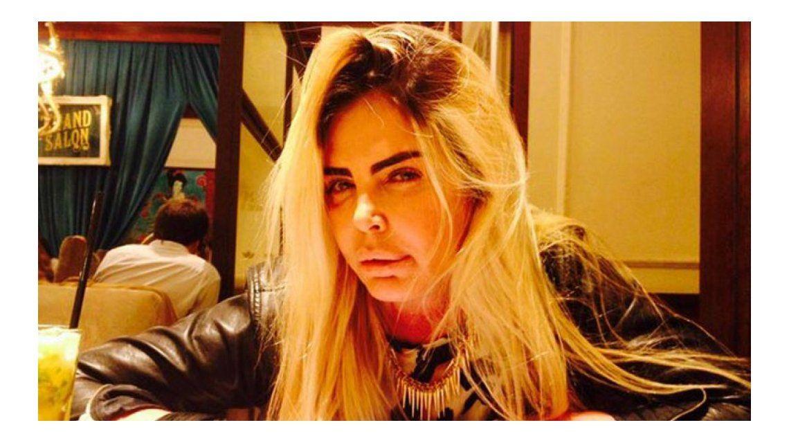 Fuerte cruce entre el hermano de Raquel Mancini y un amigo de la ex modelo