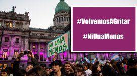 #NiUnaMenos vuelve a la calle en junio