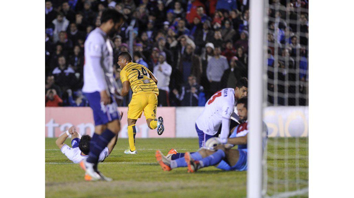 Las fotos del empate de Boca y el triunfo de Central