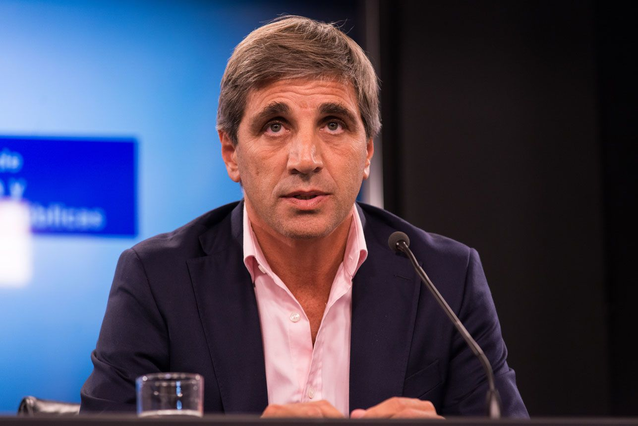 Luis Caputo
