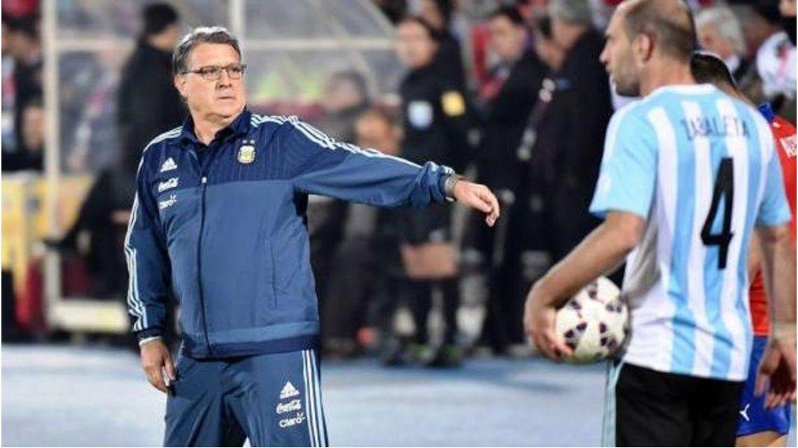 Martino pierde un soldado: Zabaleta no jugará la Copa América Centenario