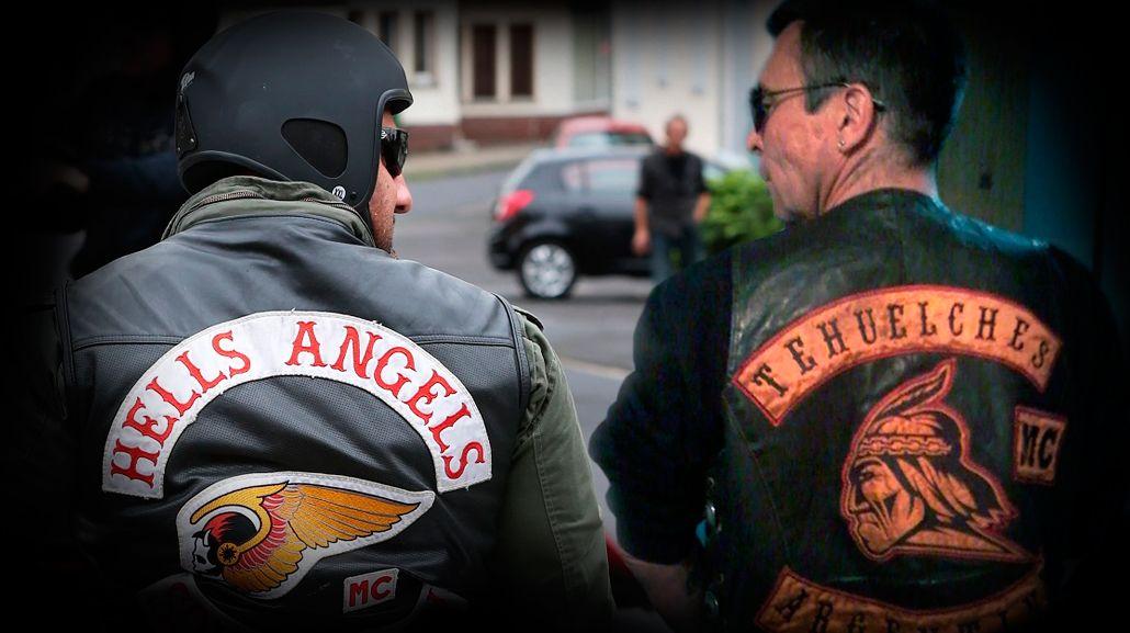 ¿Quiénes son los Hell Angels y Los Tehuelches?