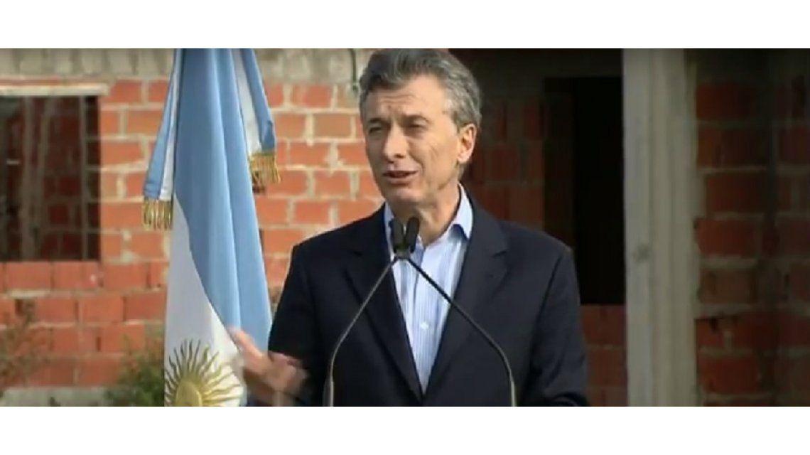 Macri pidió confianza en el Gobierno: Vamos a estar mejor