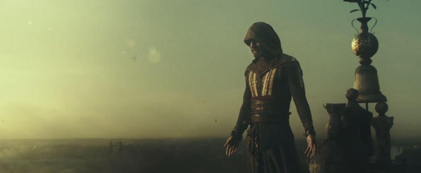 El primer trailer de la película de Assassins Creed