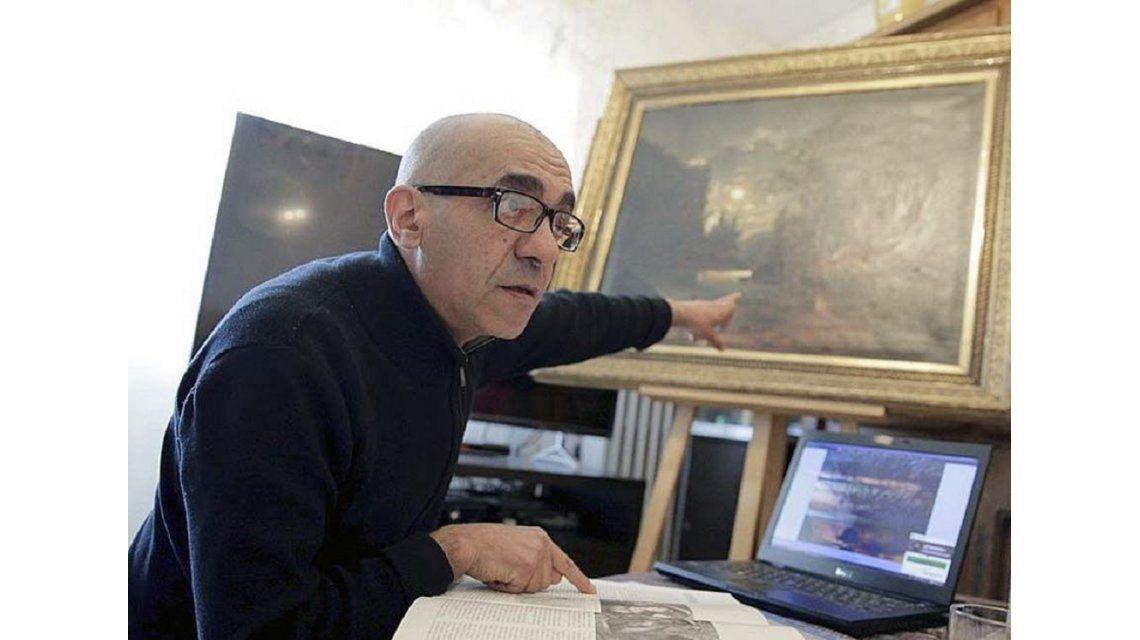 Compró un cuadro por internet y ahora investiga si es un Renoir perdido