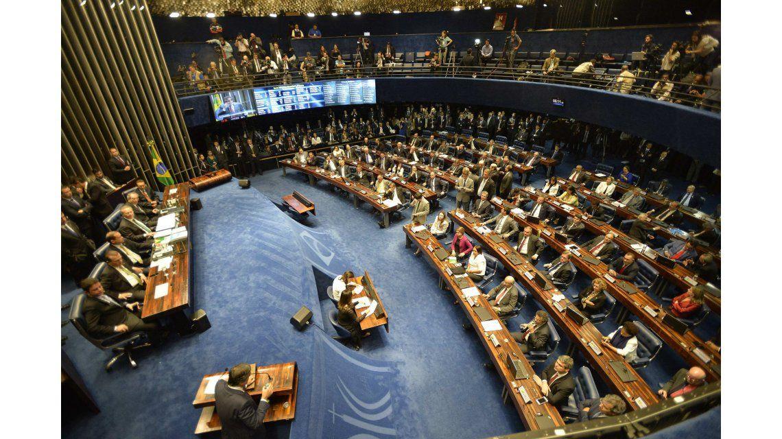 Dilma Rousseff, suspendida y a juicio político: cómo votó cada senador