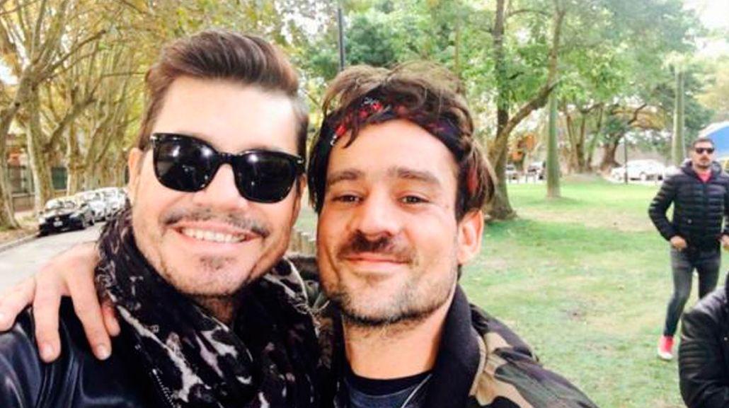 Marcelo Tinelli se anima a cantar con Chano en la apertura de Showmatch