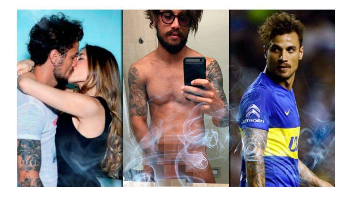 Desnudos, cigarrillos y sin goles: así fue el último paso de Daniel Osvaldo por Boca