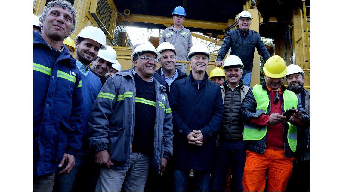 Macri: La obra pública debe traer calidad de vida a la gente
