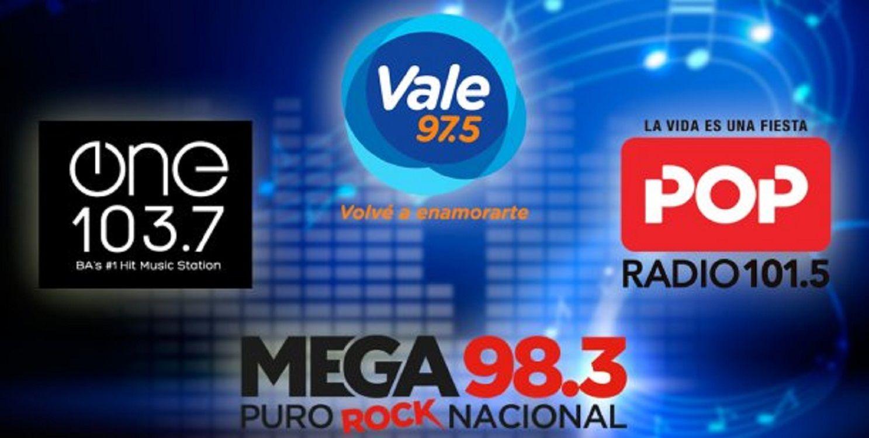 Las radios del grupo Indalo, en el top ten del ranking